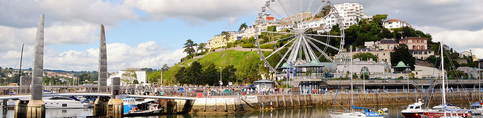 Torquay - Home of Riviera English School